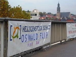 Banner Heiligenstockschule