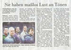 Höchster Kreisblatt vom 14. Mai 2009